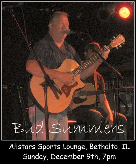 Bud Summers 12-9-12