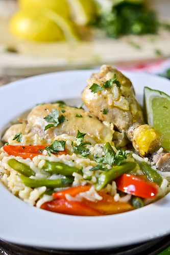 Spicy Coconut Chicken Casserole 7