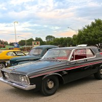 Spotted! 1963 Plymouth Fury 426 Wedge, Woodward Ave, MI