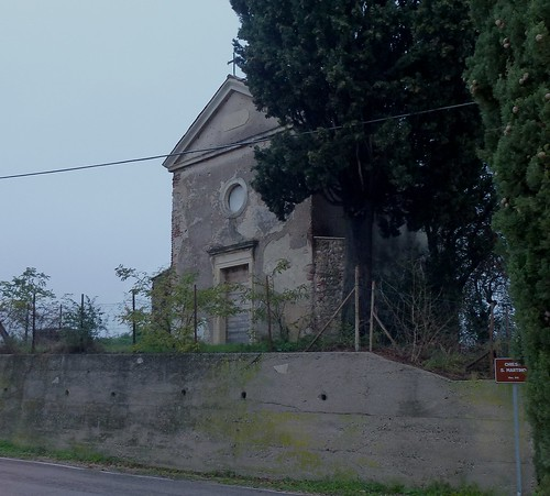 Chiesa di San Martino a SandrÃ