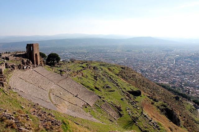Amphitheatre of Bergama