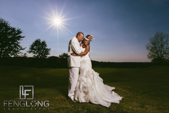 Celisse & Richard's Wedding | Hilton Marietta Conference Center & Turner Chapel AME | Atlanta Liberian Wedding Photographer