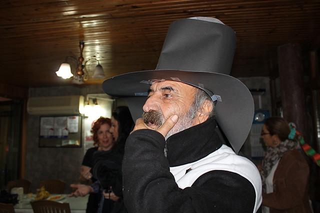 Yamac Cafe gentleman