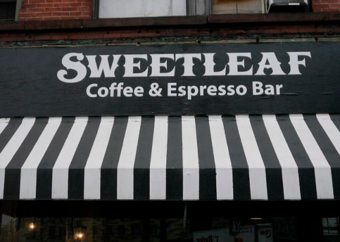 Sweetleaf Coffee and Espresso Bar