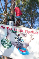 Tar Sands Blockade N19