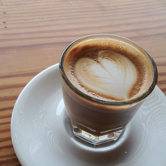 cortado @ Local Coffee SA