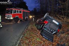 Verkehrsunfall Krauskopfstraße 28.11.12
