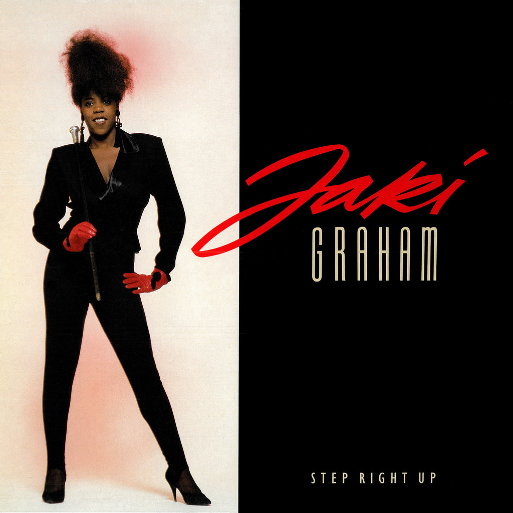 Jaki Graham - Step Right Up