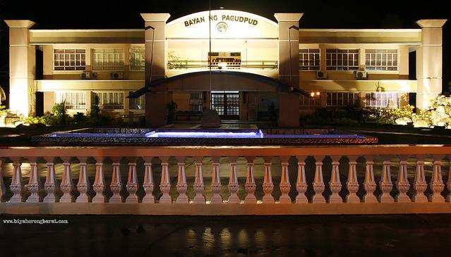 Pagudpud Town Hall Ilocos Norte