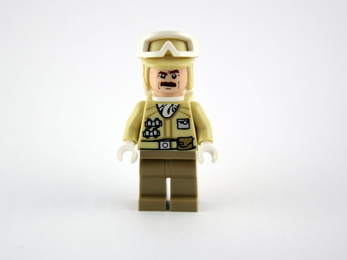 Day 12 - Hoth Rebel Trooper