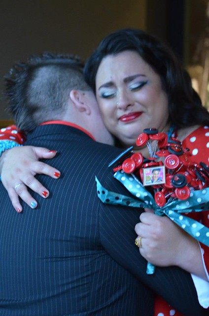 Private Hug, Post Ceremony
