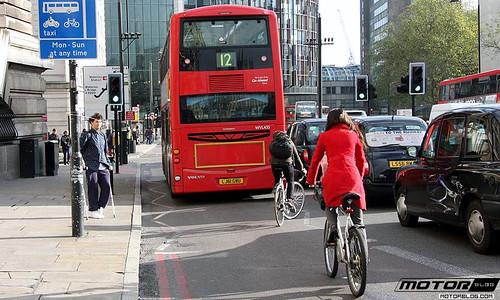 London: Cycle Life by motorblog CC Flickr