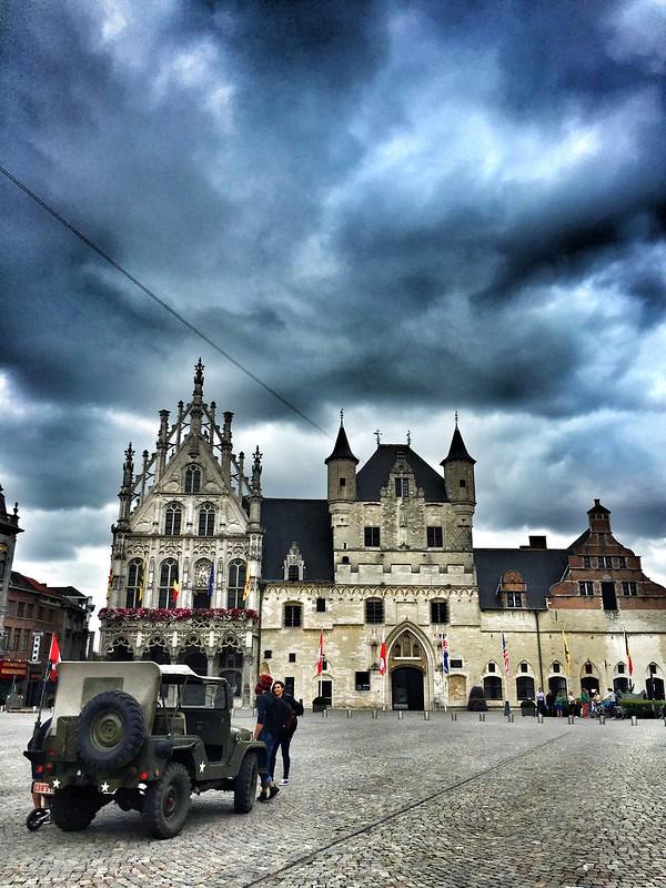 Cloudy Mechelen