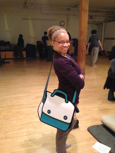 Modeling the Cartoon Bag