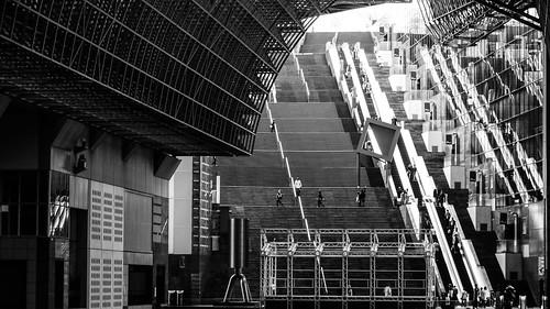 Kyoto Station by robdu91