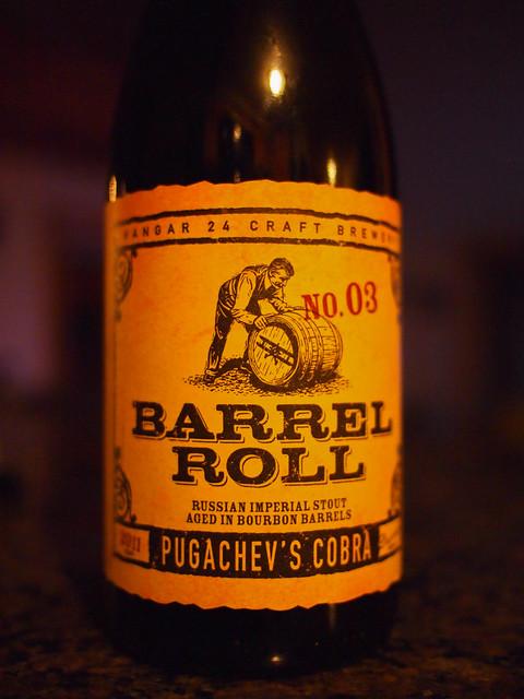 Hangar 24 Barrel Roll No. 03: Pugachev's Cobra - Barrel-Aged Imperial Stout