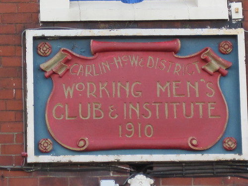 Carlin How, Working Mens Club 1910