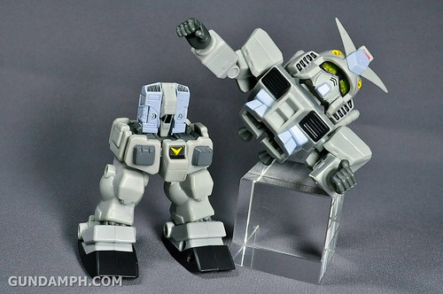 SDGO RX-78-2 (G3 Rare Color Variation) Unboxing & Review - SD Gundam Online Capsule Fighter (22)