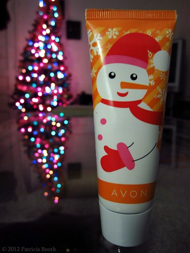 Day 336 'Tis the Season for Lotion by pixygiggles