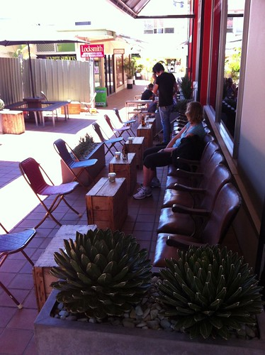canteen - if these seats could talk
