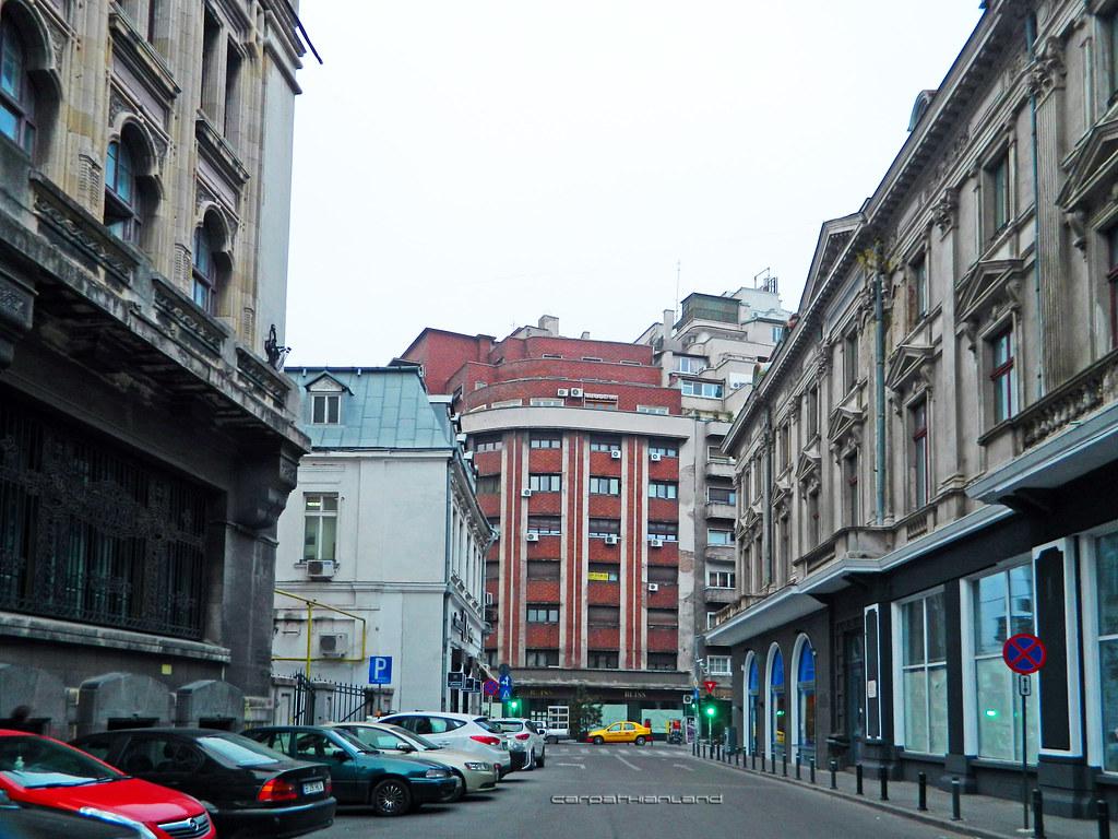 Doamnei street, Bucharest