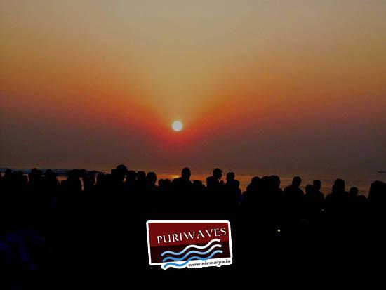 Kartika Purnima At Puri