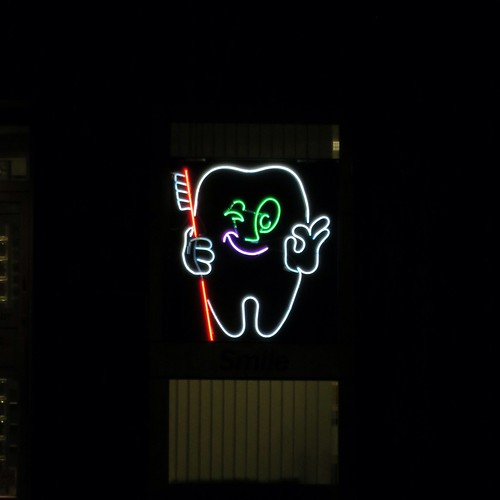 Happy tooth