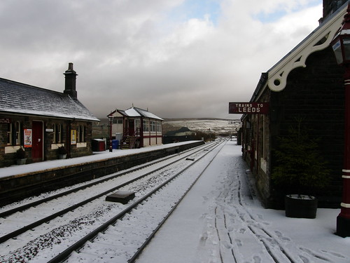 Garsdale Station