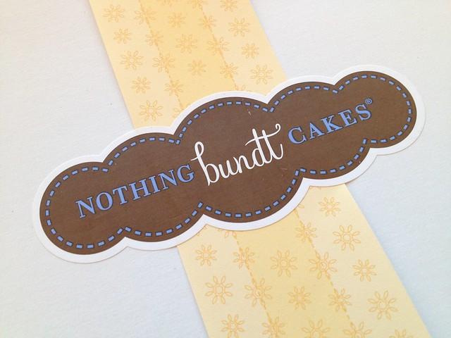 Nothing Bundt Cakes box logo