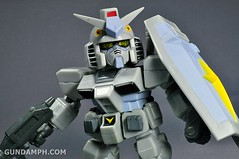 SDGO RX-78-2 (G3 Rare Color Variation) Unboxing & Review - SD Gundam Online Capsule Fighter (30)