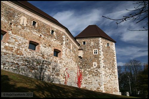 Ljubljana - tvrdjava