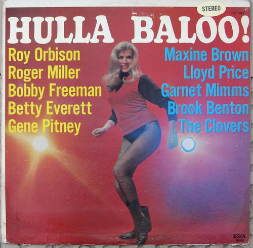 Hulla Balloo! - (Collage #LVIII)