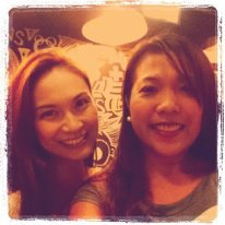 Patty and Mai at BRGR Project Taft