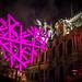 Fête des Lumières 2012 - Le coeur de la bourse