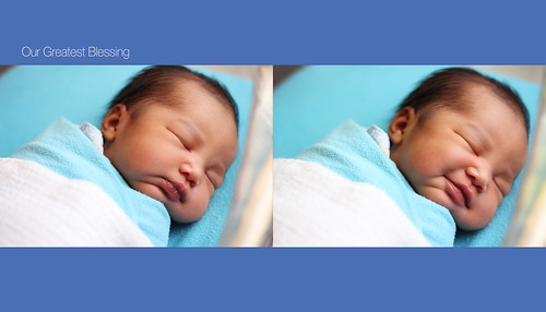 Introducing Muhammad Ali Irfaan | Newborn Portraiture