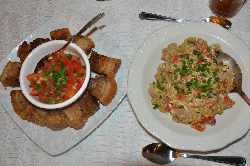 Bagnet and Poque-poque