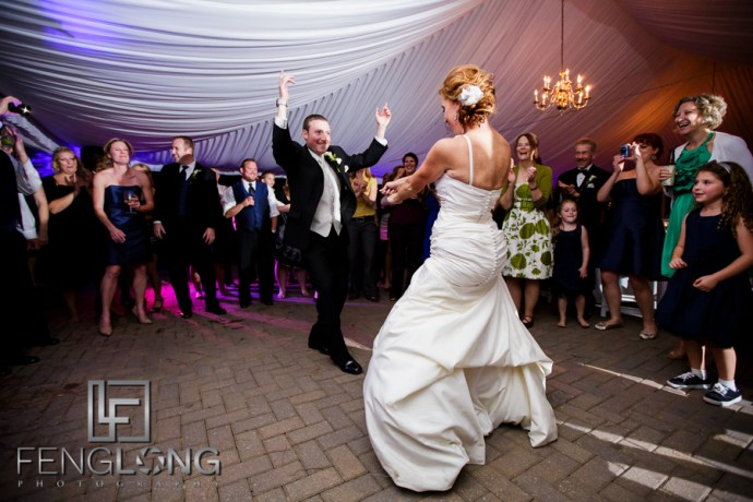 Oppa Gangnam Style! | Mandy & Mark's Wedding | Canoe Restaurant | Atlanta Wedding Photography