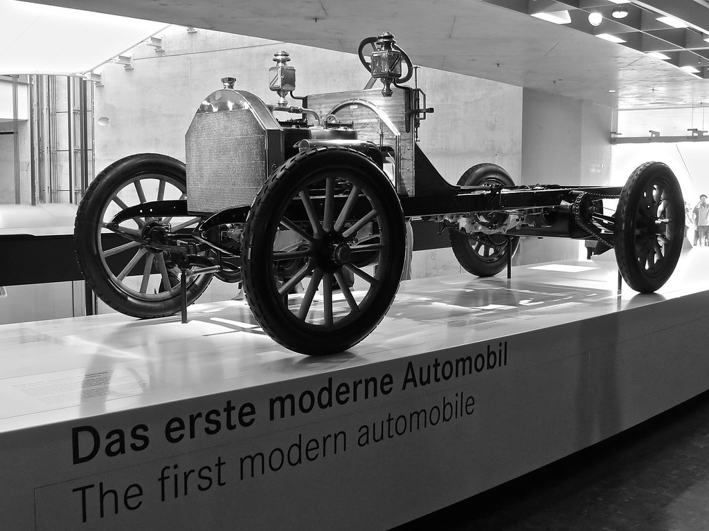 Mercedes Benz Museum: The Beginning of the Automobile | Mind Over ...