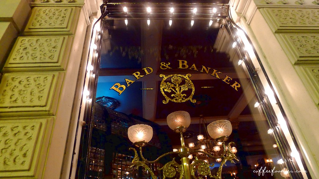 Bard and Banker Pub