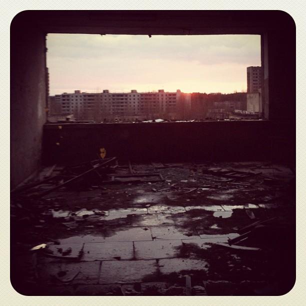 Prypiat, Chernobyl.