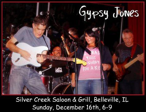 Gypsy Jones 12-16-12