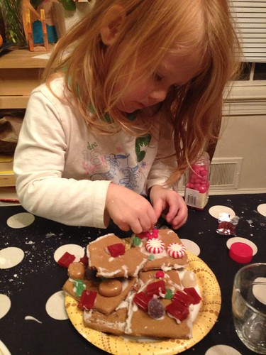Tiny Gingerbread Houses