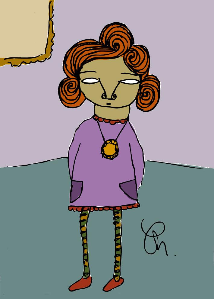 Mrs. Napkin