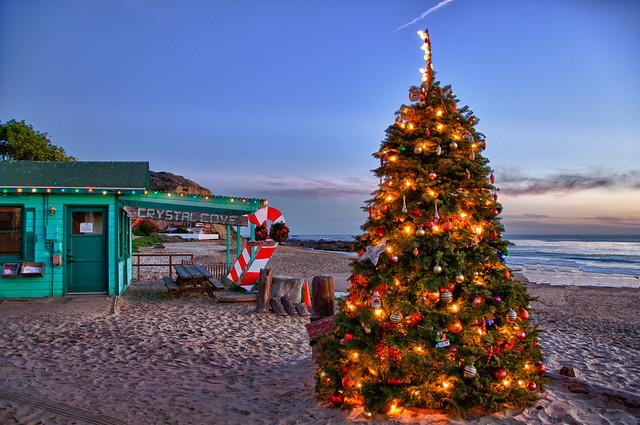 Crystal Cove Christmas
