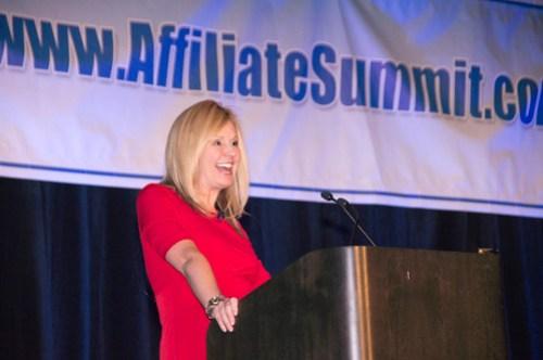 Julie Clark Keynote at Affiliate Summit West 2013