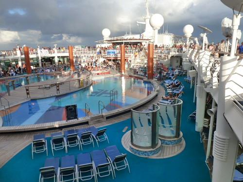 11-11-12 Cruise 3 - Pool Deck