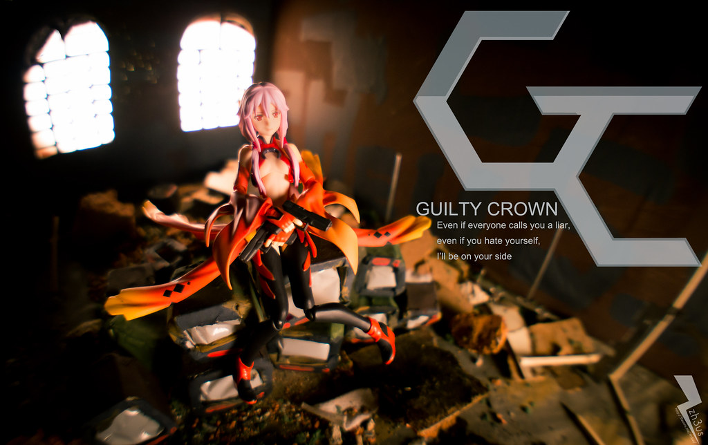 Yuzuriha Inori | Guilty Crown
