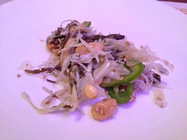 Tamarind leaf salad - Burmese Kitchen