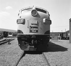 Steamtown NHS001