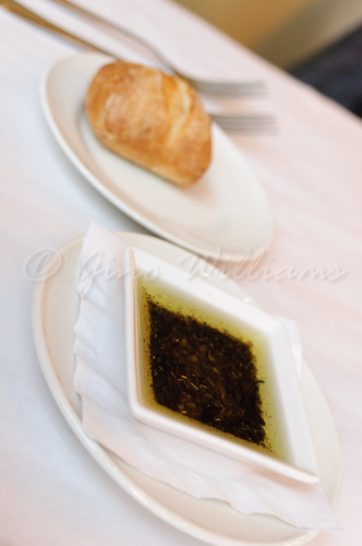 Olive Oil and Bread